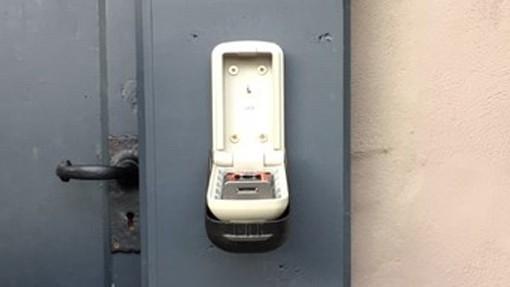 key safe installation brentwood