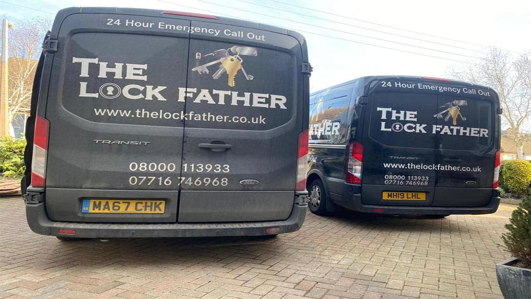 local locksmith van