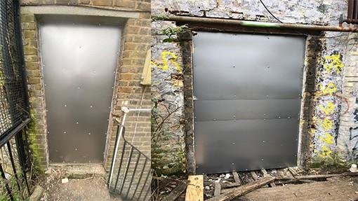emergency door repairs