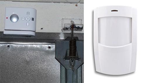 garage alarms
